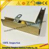 Perfil de aluminio de la protuberancia para el marco del aluminio de la decoración