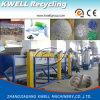 Bottiglia di riciclaggio di plastica animale domestico/della riga che ricicla lavatrice