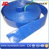 Mangueira flexível de alta pressão de Layflat da sução do PVC