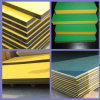 3-Layer/Double antiestático Color HDPE Sheet/Board