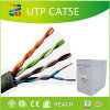 Cable de LAN caliente de la venta Cat5e de Xingfa 2017 con RoHS