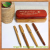 Pena de esfera de bambu da pena de bambu do ofício (EB-B4204)