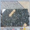 Flooring Decorativeのための磨かれたBlue Pearl Granite Thin Tile