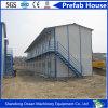 Casa pré-fabricada Energy-Saving para o armazém do escritório de Domitory com baixo custo