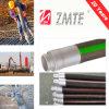 tubo flessibile concreto di gomma 6 con il tubo interno resistente dell'abrasione per la macchina della pompa per calcestruzzo