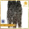 卸し売り巻き毛の100%のペルーのバージンの人間の毛髪の織り方