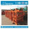 Qtj4-40 Semi-Autoamtic Betonstein Machine Shengya Machinery Price in Nigeria