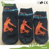 Peúgas Non-Slip do Trampoline feito sob encomenda do tornozelo do algodão