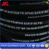 Tuyau en caoutchouc/tuyau à haute pression SAE100 R1at de Hose/Hydraulic