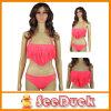 Bikini van de Strandkleding van Swimwear van de Zwempakken van de Bustehouder van de Leeswijzer van de vrouw de Rode Sexy (KS610107)