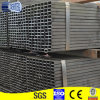 Carbon común Steel Square y Rectangular Structure Tube (JCR-08)