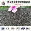 Feuille de Sun de serre chaude de Brown de feuille gravée en relief par polycarbonate pour des matériaux de construction