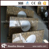 Marble Polished Bathroom/Kitchen Countertop con Single Sink