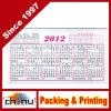 Изготовленный на заказ календар стола отпечатка (4318)