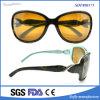 De nieuwe Komende Glazen Eyewear van de Lens van de Manier Ontwerp Gepolariseerde Overmaatse
