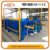 Ligne augmentée par ENV de production à la machine de panneau de mur de polystyrène