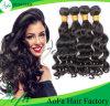 7A cabelo humano brasileiro do Virgin não processado da classe 100%