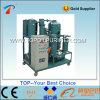 Forte pianta di filtrazione di purificazione dell'olio lubrificante delle impurità del gas d'acqua di Demulsification