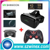 Bluetooth Game Controller + Virtual Reality 3D Glasses Vr Shinecon