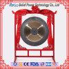 Musique immémoriale de la Chine de gong en laiton chinois