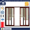 Grandshine Aluminium Sliding Door con Costruire-in Binds (SD7150)