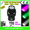 7PCS Bee Ojos LED Moving Light Etapa Head