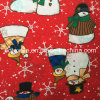 Beste Selling Beautiful X'mas 100%Cotton 32X32s 68X68 Roll Fabric