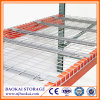 Step Style Warehouse Storage Welded Stainless Steel Wire Decking for Pallet Racking
