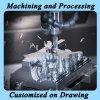 Изготовленный на заказ часть прототипа OEM при точность CNC подвергая механической обработке для металла обрабатывая часть машинного оборудования в хорошем цене