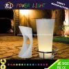 党装飾のレンタル製品LEDの家具の賃借りLED Glamの椅子