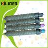 Toner compatible BRITÁNICO de Ricoh Spc830 de la impresora de color del laser de la nueva venta al por mayor superior para Spc830/Spc831dn
