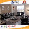 중국 가죽 소파, 거실 가구, 공장 가격 좋은 품질 (UL-Z080)