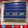 Puerta de alta velocidad industrial del obturador del rodillo del PVC (YQRD011)