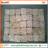 Granite Outdoor Paving Tileのための黄色いTiger Cube Stone