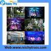 실내 Outdoor Event 무겁 의무 Aluminum LED Display Truss