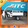 Semi Cabin & Doubel LED Lights per Open Cargo Tricycle