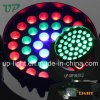 36*10W RGBW 4in1 Wash Aura LED Moving Head Zoom