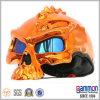 Специально охладьте шлем черепа блеска для всадника мотоцикла (HF302)