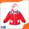Capa de encargo del invierno de la ropa del niño del OEM