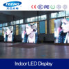 El alto panel de interior de la pantalla de visualización de la definición P10 LED