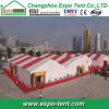 Grande tenda esterna provvisoria della fiera commerciale