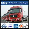 Aanhangwagen Beiben van de Tractor van de Cabine 420HP van Beiben V3 6X4 de Hoofd