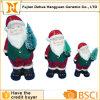De ceramische Kerstman met Kerstboom voor Decoratie Christams