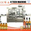 Profissional e máquina de engarrafamento in-1 de vidro automática da alta velocidade 3