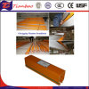 Barra de cobre incluida segura do condutor do trilho do condutor do guindaste dos dispositivos móveis