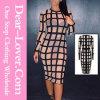 Le bandage a mis en cage la robe rayée par Panty