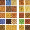PVC Flooring 2015 способов с Design и Vinyl Sponge