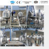 homogeneizador del vacío 1000L que emulsiona la crema corporal de Cosmeitc que hace la máquina