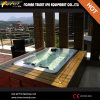 CE Approved Acrylic SPA Hot Tub per 2 Persons