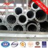 220kv Südamerika Octogonal 20m Steel Electric Pole Parts